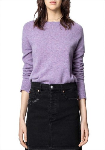 ZV Cashmere Sweater