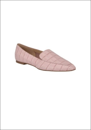 Marc Fisher Leather Loafers
