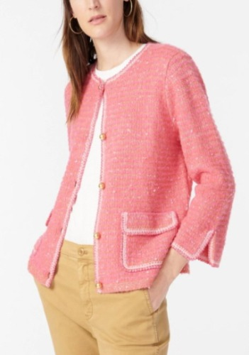 J Crew Knitted Jacket
