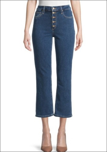 7 For All Mankind Cropped Jeans(25)