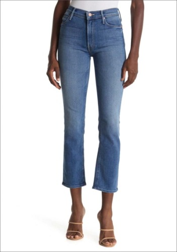 Mother Mid Rise Jeans(24,25,29)