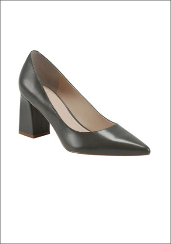 Marc Fisher Leather Pumps