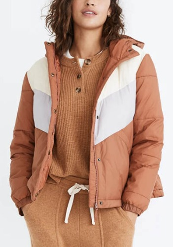 Madewell Packable Jacket **