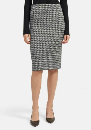 Theory Merino Wool Skirt