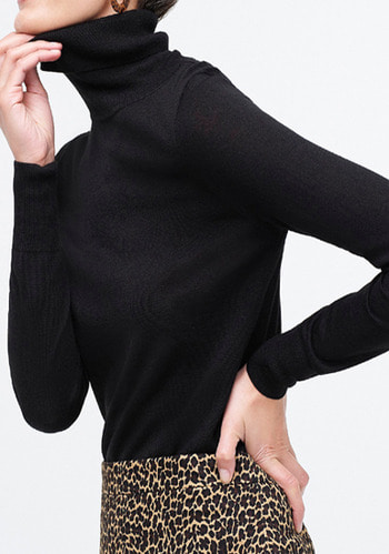 J.CREW Turtleneck