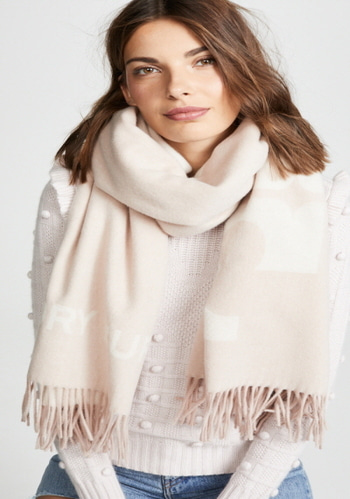 Tory Burch Wool Scarf