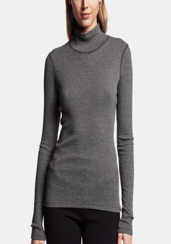James Perse Ribbed Top