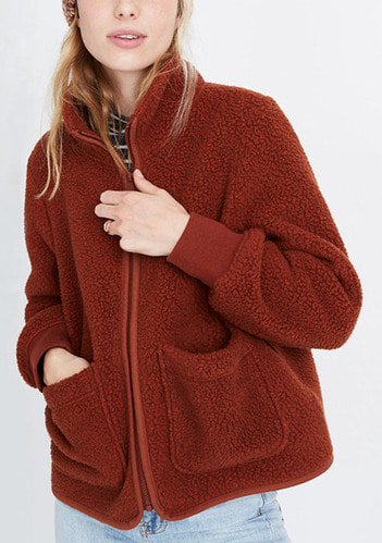 Madewell Polartec® Fleece Jacket ***