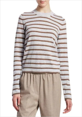 3.1 Phillip Lim Cashmere Top