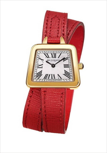 Bruno Magli Wrap Watch