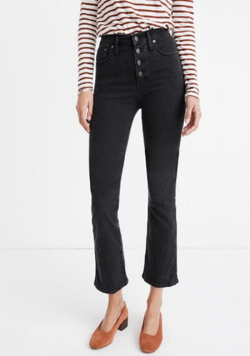 Madewell Button Front Jeans(limited sale)