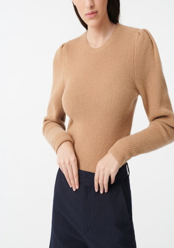 MAJE Puff Sweater