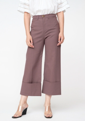 Sea Cuff Trousers
