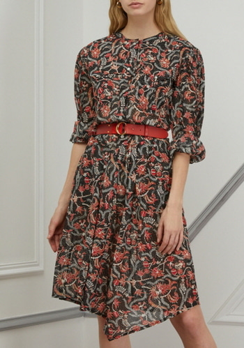 Isabel Marant Etoile Printed Dress