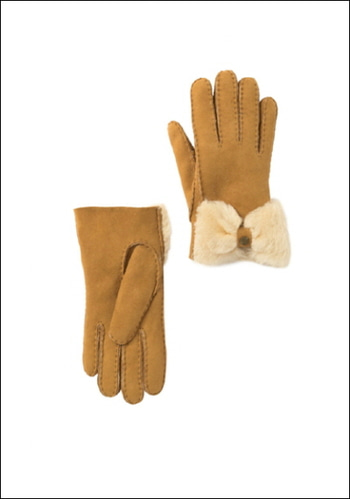 UGG Bow Gloves