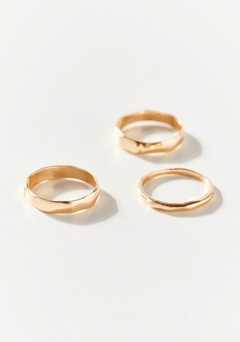Urbanoutfitters Ring Set