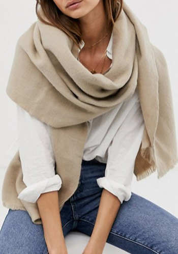 ASOS DESIGN supersoft scarf